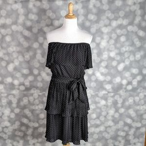 WHBM Polka Dot Dress